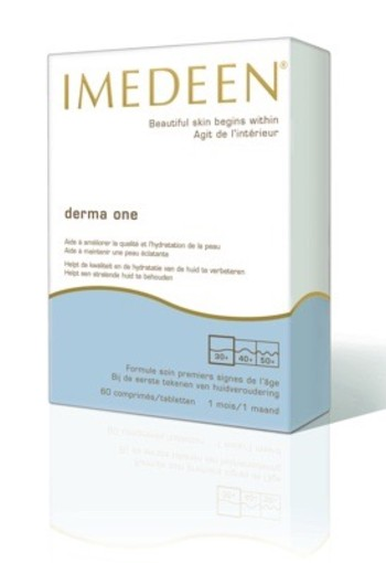 Imedeen Derma One - 60 tabletten - Voedingssupplementen