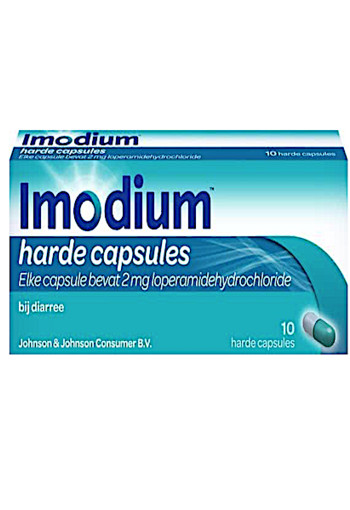 Imodium 2 Mg Capsules 10ca
