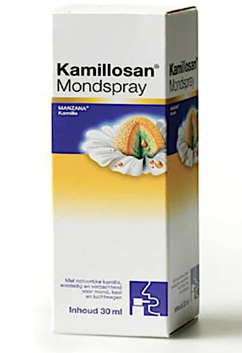 Kamillosan - 30 ml - Mondspray