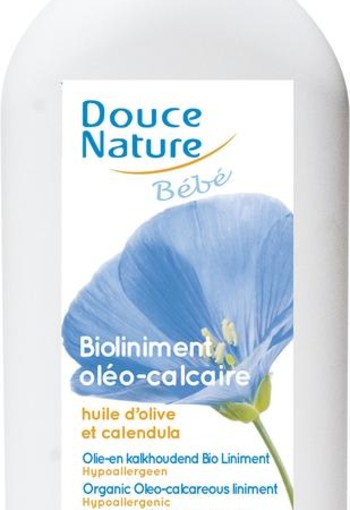 Douce Nature Baby liniment zalf hypo allergeen (300 ml)