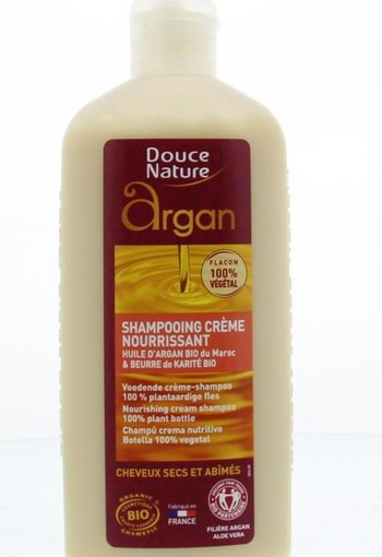 Douce Nature Creme shampoo argan (250 ml)