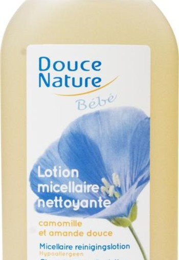 Douce Nature Baby reinigingslotion (300 ml)