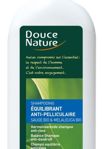 Douce Nature Shampoo anti roos (300 ml)