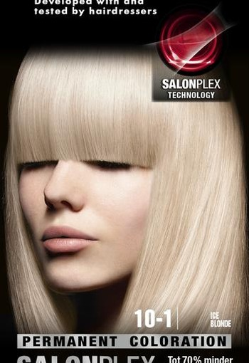 Syoss Colors creme 10-1 ice blond (1 set)
