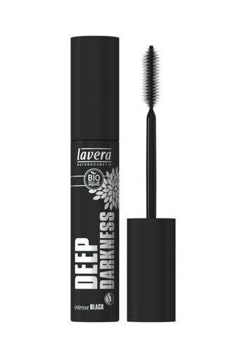 Lavera Mascara deep darkness intense black (13 ml)
