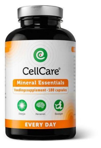 Cellcare Mineral essentials (180 vcaps)