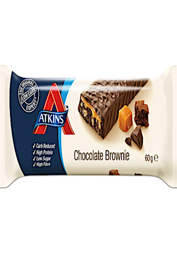 Atkins Chocolate Brownie Reep 60g