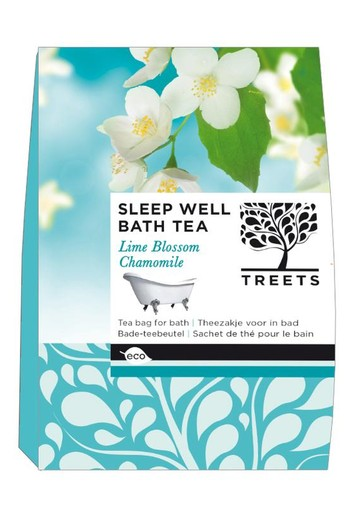 Treets Bath tea sleep well (210 gram)