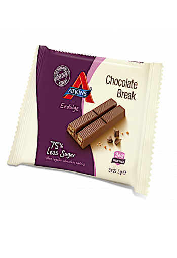 Atkins Endulge Chocolate Break Repen (3x21g)