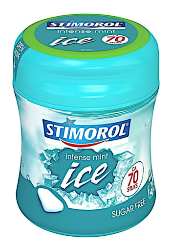Stimorol Ice Intense Mint Kauwgom
