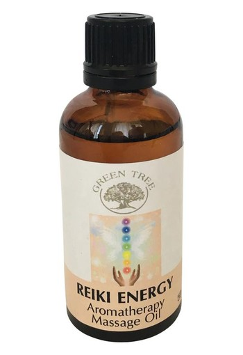 Green Tree Massage olie reiki energy (50 ml)