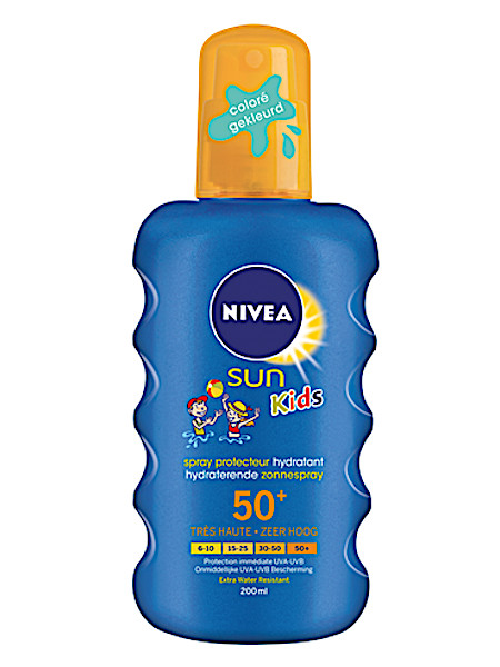 KIDS HYDRATERENDE ZONNESPRAY 50  200 ML