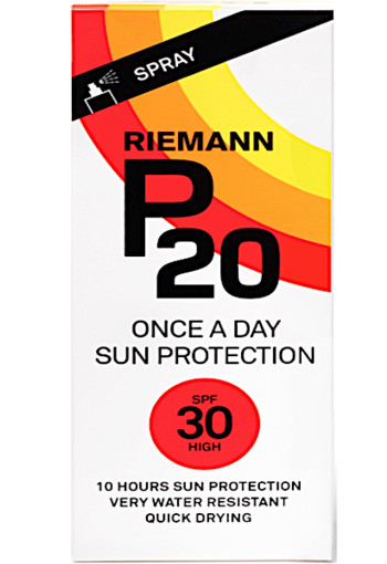 P20 Once A Day Factor 30 Spray
