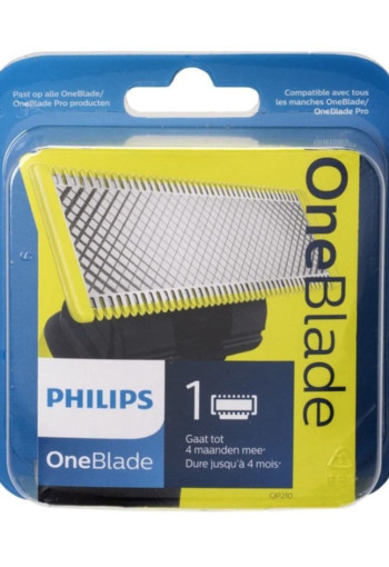 Philips One Blade Scheermesje QP210