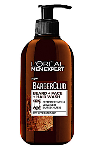 Loreal Paris Men Expert BarberClub Beard 200ml
