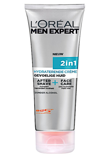 Loreal Paris Men Expert 2in1 Aftershave 75 ml