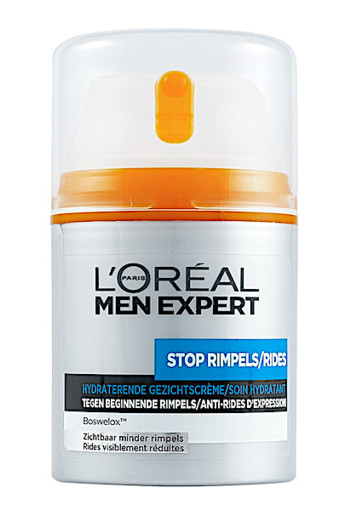 L'Oréal Paris Men Expert Stop Rimpels Dagcrème 50ml
