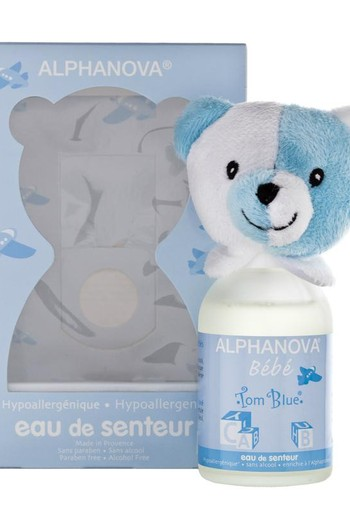 Alphanova Baby Parfum voor jongen tom blue (100 ml)