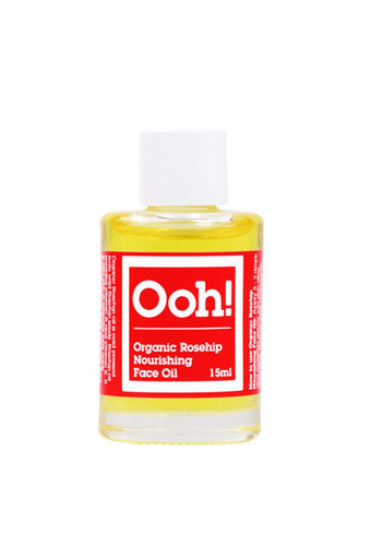 Ooh! Rosehip face oil vegan (15 ml)