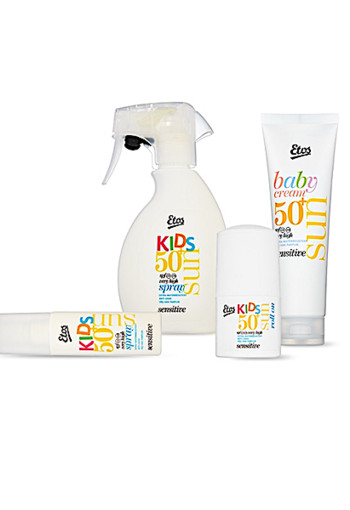 Etos Sensitive Kids Spray 50+ / 250ml