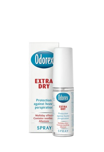 Odorex Extra dry pompspray (30 ml)