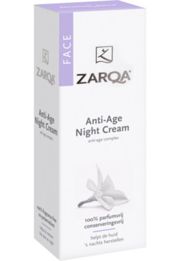 Zarqa Anti Age Night Cream 50ml