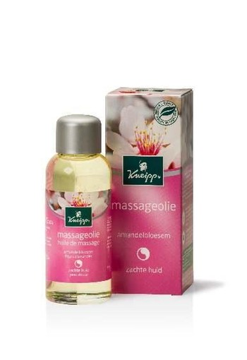 Kneipp Massageolie Amandel mini (20 ml)