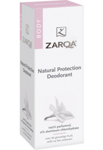 Zarqa Natural Protection Deodorant 50ml