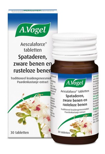 A Vogel Aesculaforce (30 tabletten)