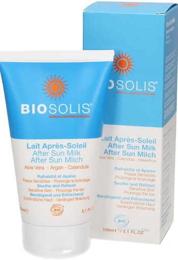 Biosolis After sun melk (150 ml)