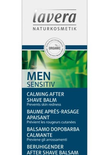 Lavera Men Sensitiv after shave balsam (50 ml)