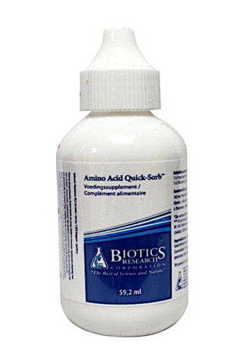 Biotics Amino Quick Sorb 2oz 59.2ml