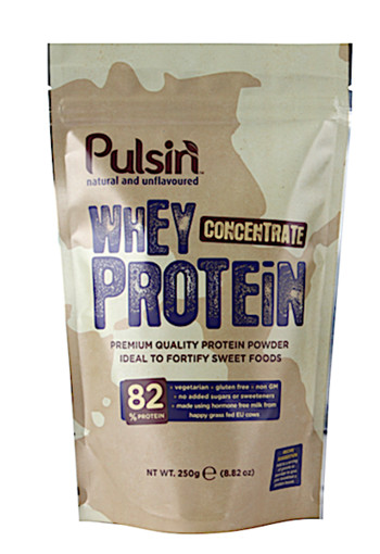 Pulsin Whey Concentrate Protein