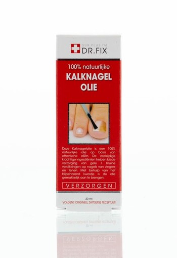 Dr Fix Kalknagelolie (20 ml)