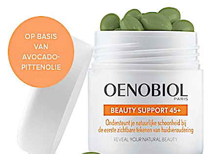 Oenobiol Paris Beauty Support 45+ 60 capsules