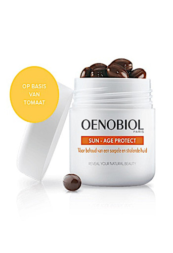 Oenobiol Paris Skin Support Sun Age Protect 30 capsules
