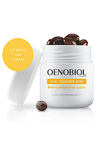 Oenobiol Paris Skin Support Sun Sensitive Skin 30 capsules