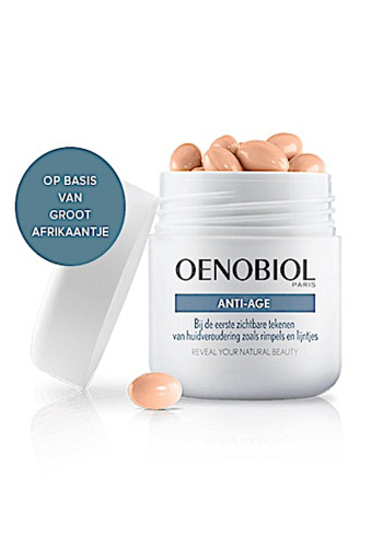 Oenobiol Paris Skin Support Anti Age 30 capsules