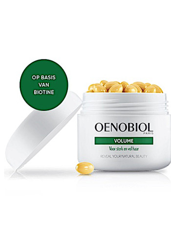Oenobiol Paris Hair Support Volume 180 capsules