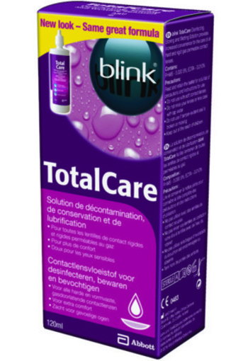 Blink Totalcare Solution 120ml