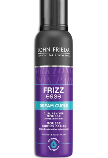 John Frieda Frizz ease dream curls mousse curl reviver (200 ml)