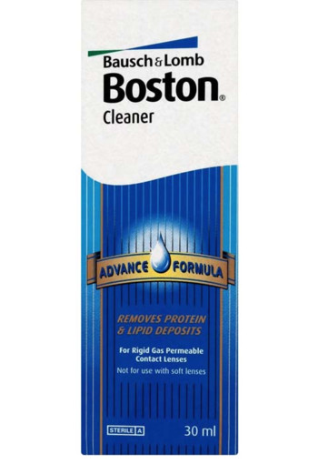 Bausch&Lomb Boston Advance Formula Cleaner - 30 ml