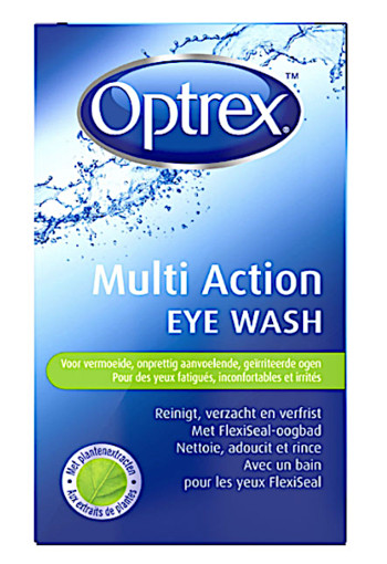 Op­trex Fresh ey­es oog­dou­che 110 ml