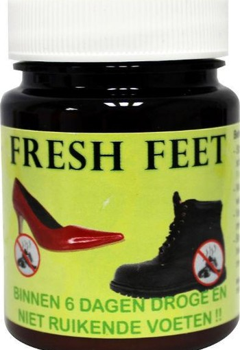 Humanutrients Fresh feet (35 gram)