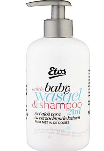 Etos Ba­by was­gel & sham­poo 2-in-1  300 ml