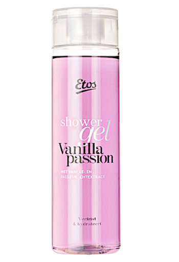 Etos Shower gel va­nil­lia & pas­si­on  250 ml