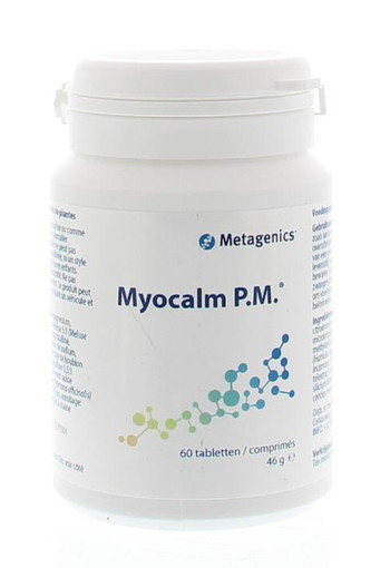 Metagenics Myocalm PM (60 tabletten)