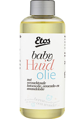 Etos Ba­by huid­olie  200 ml
