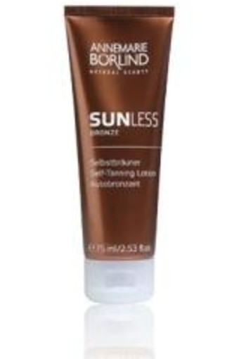 Borlind Sun sunless bronze zelfbruiner (75 ml)