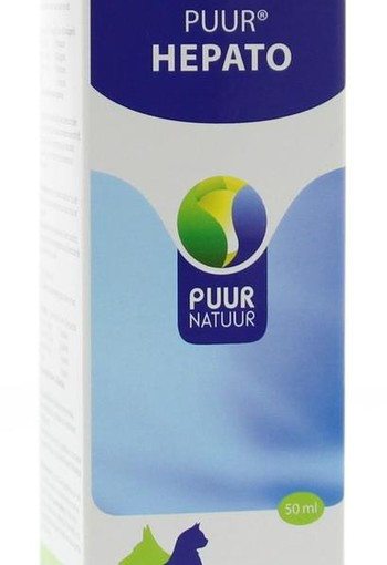 Puur Lever hond / kat (50 ml)